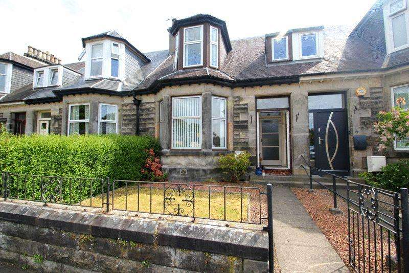 3 Bedrooms Terraced House for sale in Dirleton Gardens, Alloa