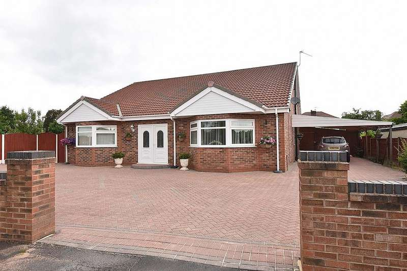 4 Bedrooms Detached Bungalow for sale in Belmont Crescent, Great Sankey
