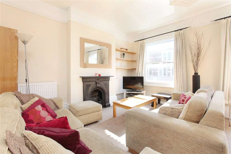 3 Bedrooms Flat for sale in Abbeville Road, Abbeville Village, London, SW4