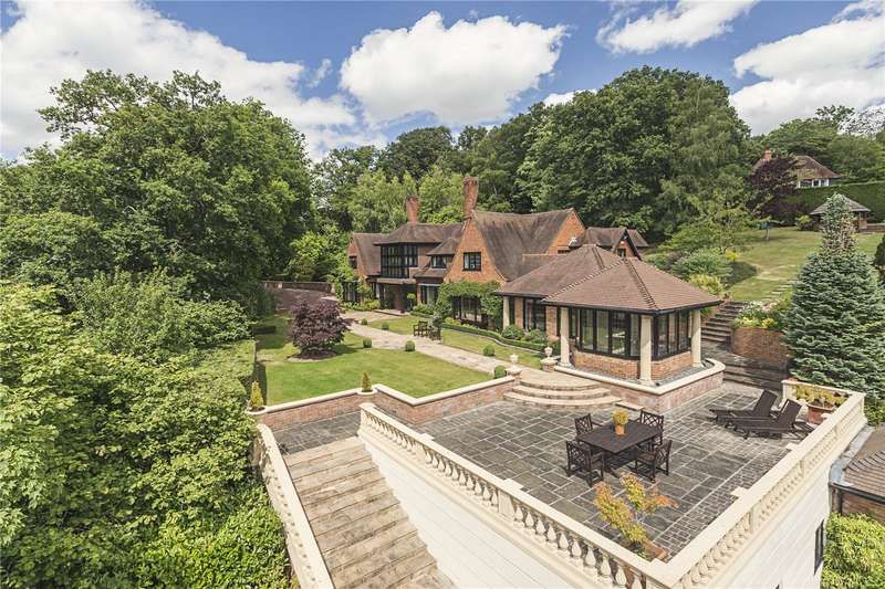 7 Bedrooms Detached House for sale in Bowsey Hill, Wargrave, Berkshire, RG10