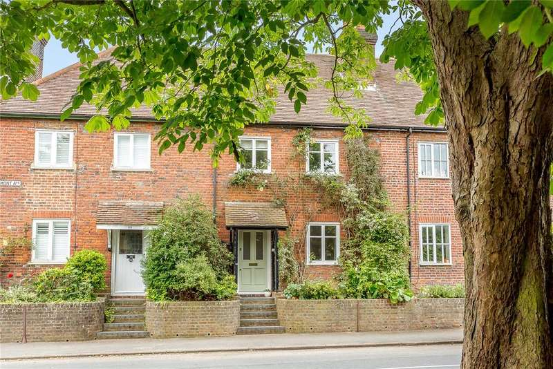 3 Bedrooms Terraced House for sale in Beaumont Avenue, St. Albans, Hertfordshire