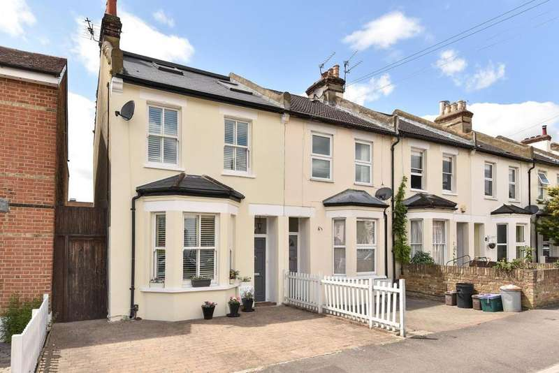 4 Bedrooms End Of Terrace House for sale in Amity Grove, West Wimbledon