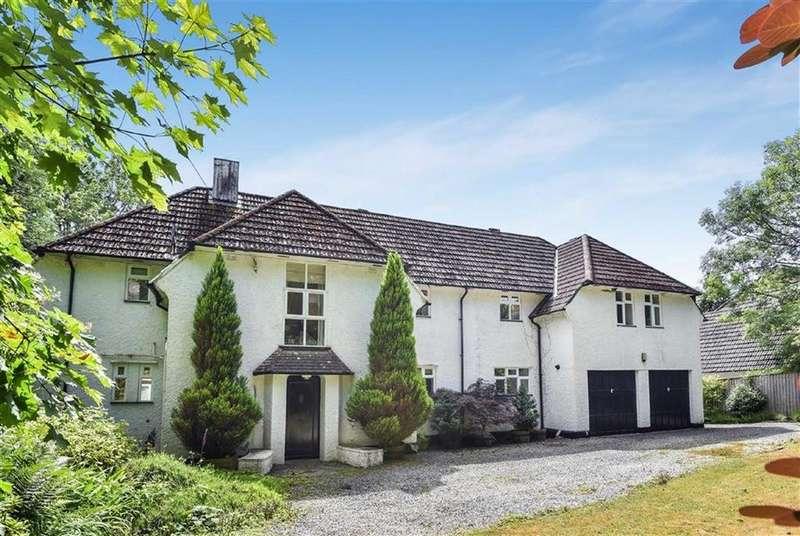 5 Bedrooms Detached House for sale in Grenofen, Tavistock, Devon