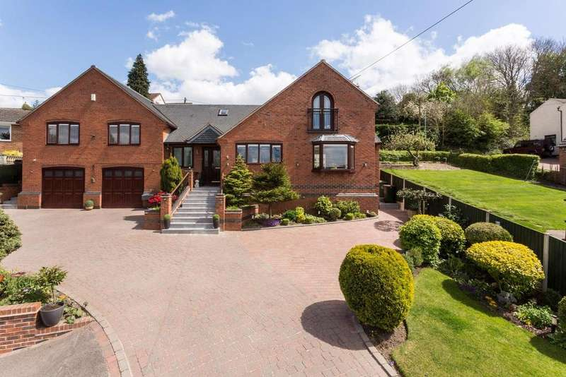4 Bedrooms Detached House for sale in Griffydam, Leicestershire, LE67