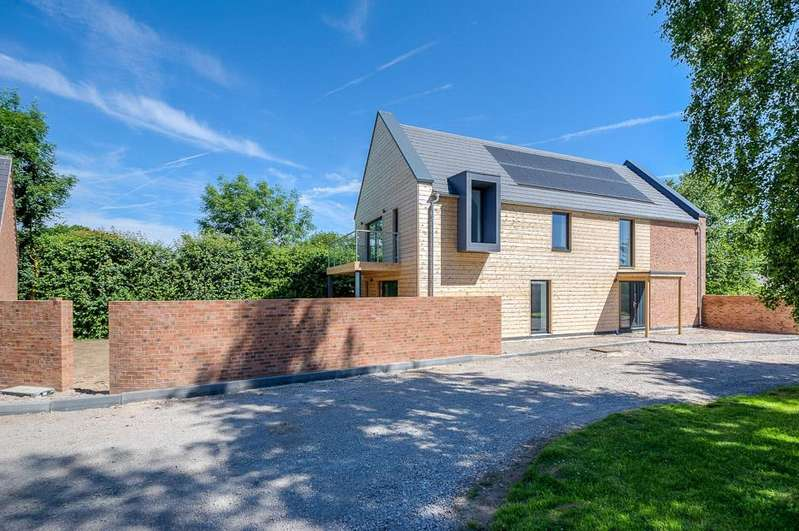 4 Bedrooms Detached House for sale in Leicester Road, Sharnford