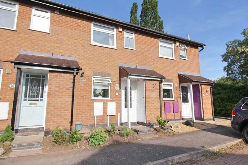 2 Bedrooms Terraced House for sale in Mablowe Field, Wigston