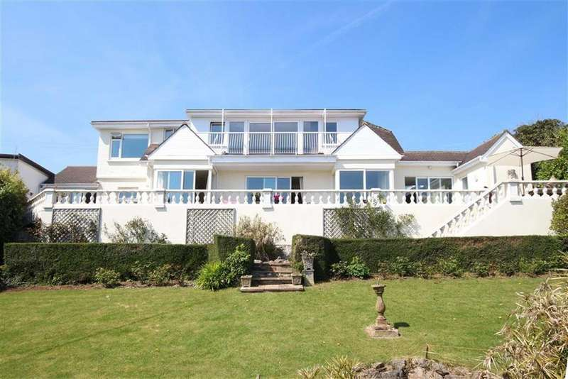 6 Bedrooms Detached House for sale in Dartmouth Road, Broadsands, Paignton, TQ4