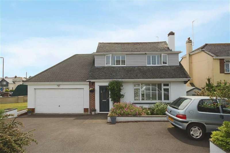 4 Bedrooms Detached House for sale in Cross Park, Central Area, Brixham, TQ5