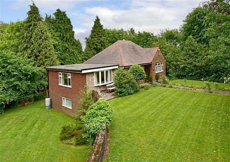2 Bedrooms Detached Bungalow for sale in Olinthus, Linthouse Lane, Wednesfield, Wolverhampton, West Midlands, WV11