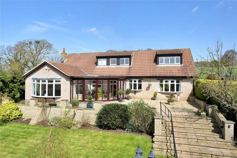 4 Bedrooms Detached House for sale in Lound Road, Toft, Bourne, Lincolnshire