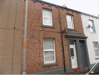 4 Bedrooms Terraced House for sale in Sheffield Street, Carlisle, CA2 5DT