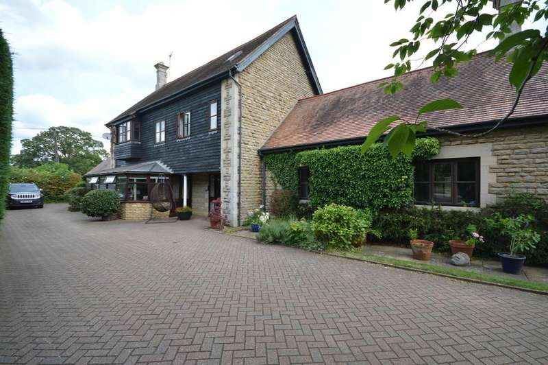 5 Bedrooms Barn Conversion Character Property for sale in Between Thrapston and Oundle