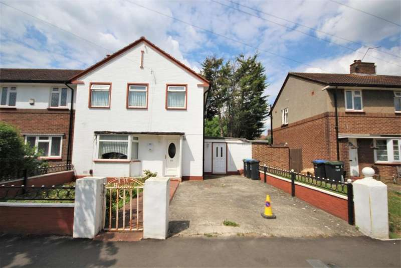 3 Bedrooms Terraced House for sale in Dartford Avenue, London, N9