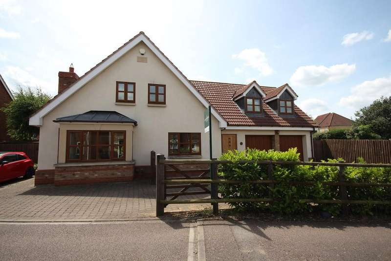 4 Bedrooms Detached House for sale in Midland Gardens, Shefford, SG17