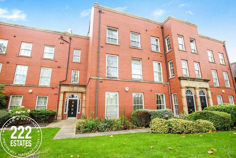 2 Bedrooms Apartment Flat for sale in Dial Street, Warrington, WA1