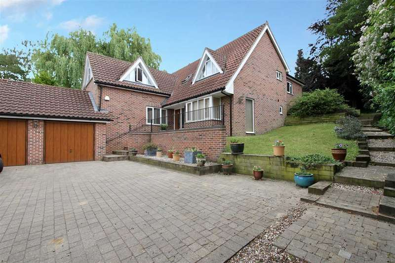 5 Bedrooms Detached House for sale in Gippeswyk Avenue, Ipswich