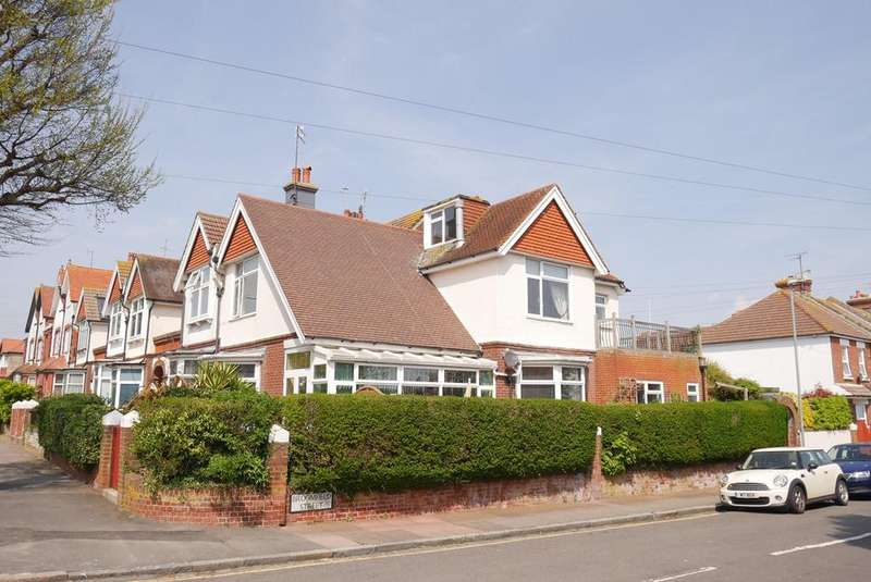 4 Bedrooms Semi Detached House for sale in Victoria Drive, Old Town, Eastbourne, BN20