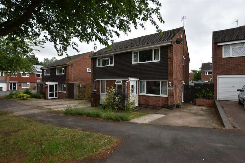 2 Bedrooms Detached House for sale in Nursery Close, Shepshed, Loughborough
