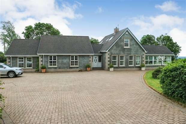 5 Bedrooms Detached House for sale in Scolboa Meadow, Antrim