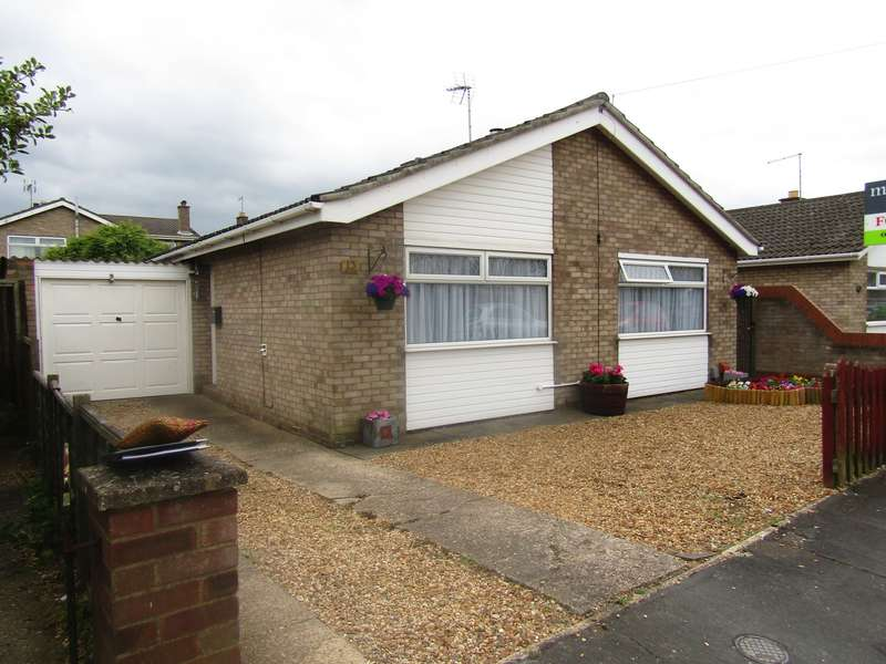 3 Bedrooms Bungalow for sale in Saxon Road, Whittlesey, PE7