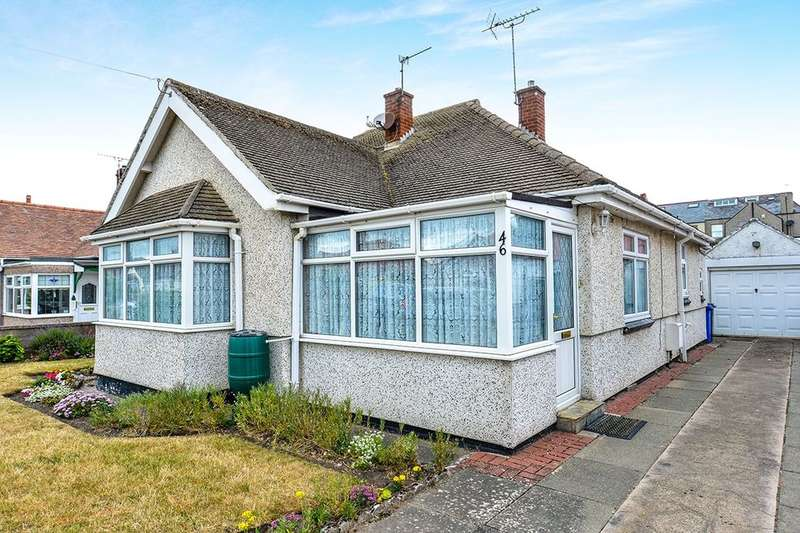 2 Bedrooms Detached Bungalow for sale in Burns Drive, Rhyl, LL18