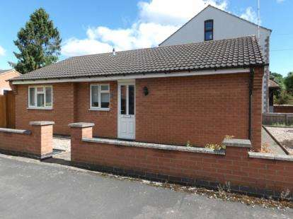 2 Bedrooms Bungalow for sale in Perseverance Road, Birstall, Leicester