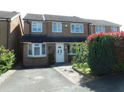 4 Bedrooms Detached House for sale in Stonehills, Kegworth, Derby