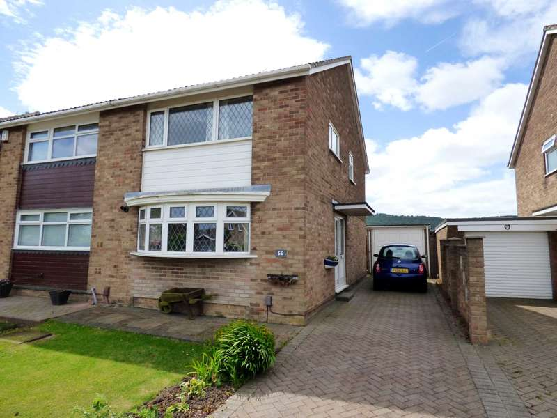3 Bedrooms Semi Detached House for sale in Sherwood Drive, Marske By The Sea