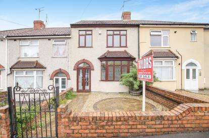 3 Bedrooms Terraced House for sale in Church Road, Kingswood, Bristol