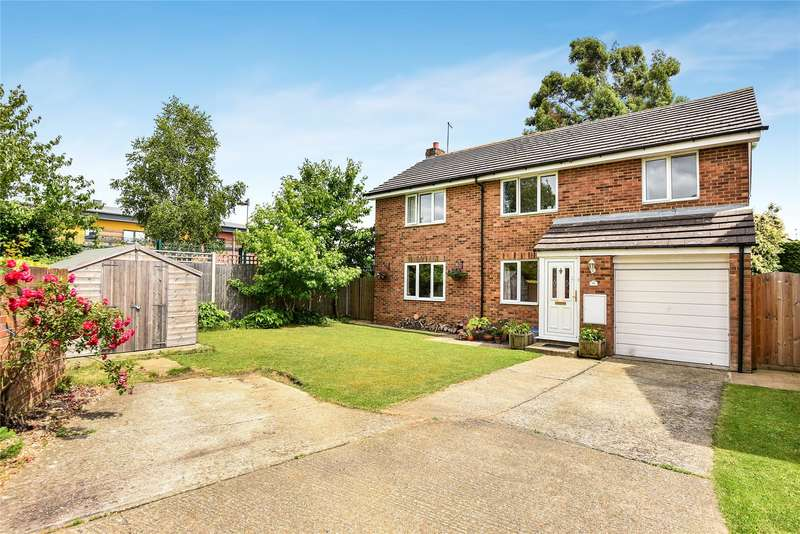 5 Bedrooms Detached House for sale in Bissley Drive, Maidenhead, Berkshire, SL6