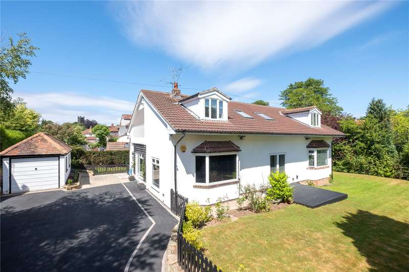 5 Bedrooms Detached House for sale in North Park Grove, Leeds, West Yorkshire, LS8