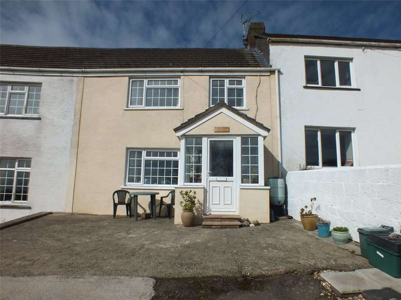4 Bedrooms Terraced House for sale in Fold House Cottage, Herbrandston, Milford Haven, Pembrokeshire