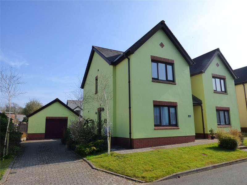 4 Bedrooms Detached House for sale in Grove Court Mews, Pembroke, Pembrokeshire