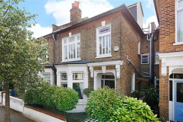 5 Bedrooms Terraced House for sale in Trossachs Road, East Dulwich