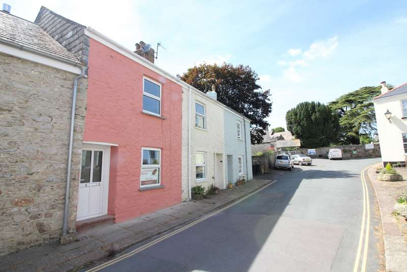 2 Bedrooms Terraced House for sale in Wellington Square, South Brent, Devon