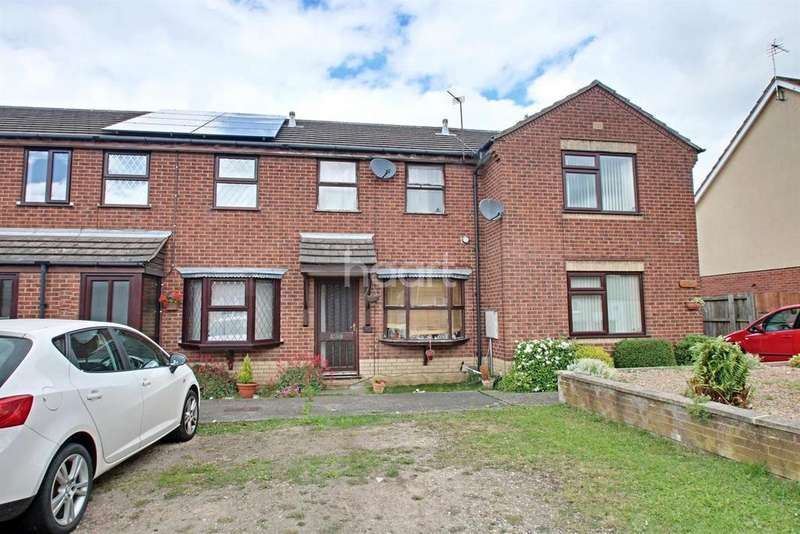 2 Bedrooms Terraced House for sale in Dunkirk Road, Lincoln