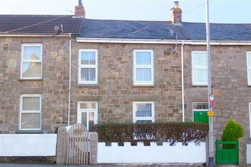 3 Bedrooms Terraced House for sale in College Street, Camborne