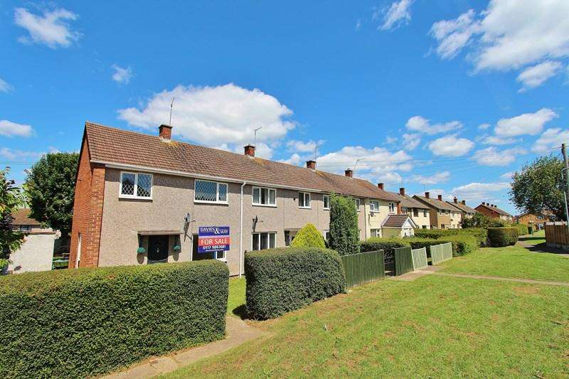 3 Bedrooms Terraced House for sale in Dartmouth Walk, Keynsham, Bristol