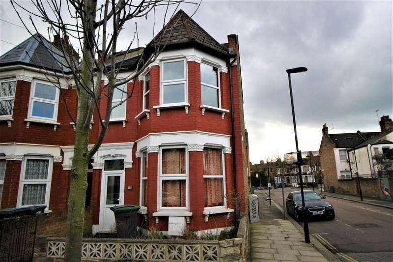 3 Bedrooms End Of Terrace House for sale in Langham Road, Turnpike Lane