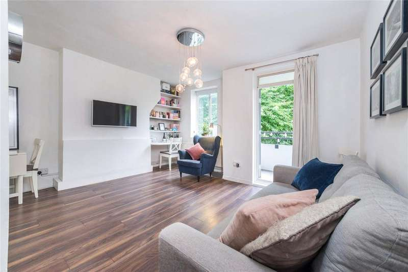 2 Bedrooms Flat for sale in Strang House, Britannia Row, London
