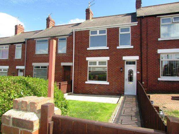 3 Bedrooms Terraced House for sale in POLEMARCH STREET, SEAHAM, SEAHAM DISTRICT