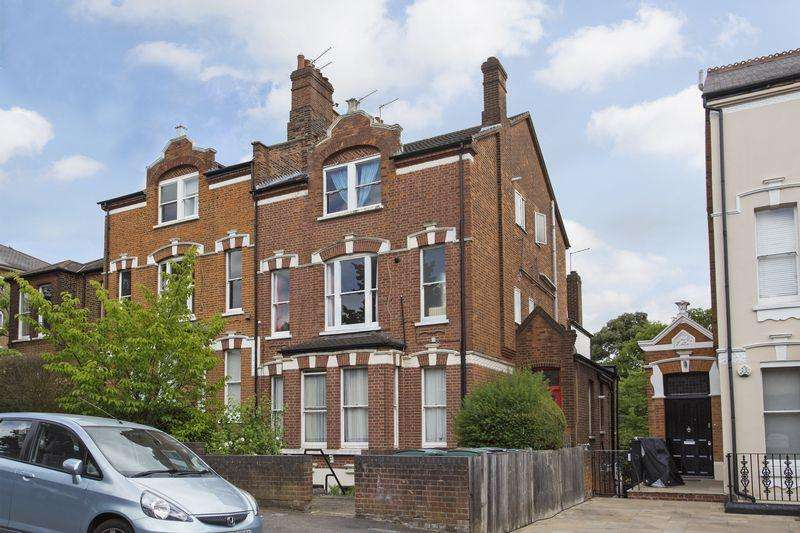 2 Bedrooms Apartment Flat for sale in Coolhurst Road, Crouch End, N8