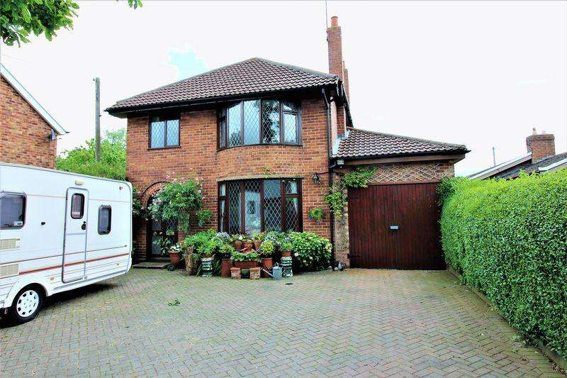 4 Bedrooms Detached House for sale in Kingswood Lane, Saughall, Chester