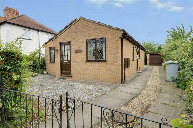 2 Bedrooms Detached Bungalow for sale in Wistaston Park, Wistaston, Crewe
