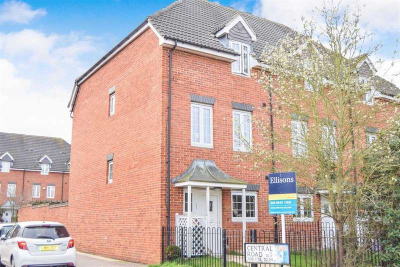 4 Bedrooms House for sale in Central Road, Morden