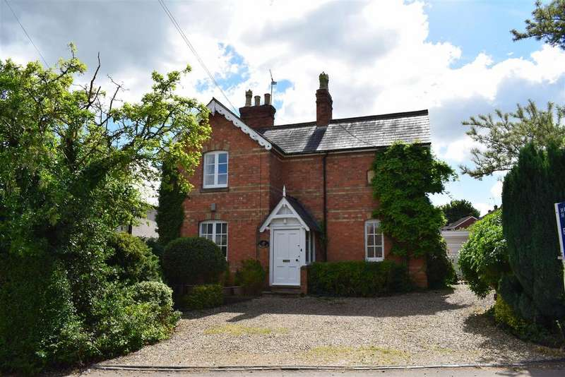 3 Bedrooms Cottage House for sale in Main Street, Leire, Lutterworth