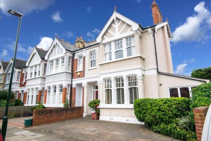5 Bedrooms Semi Detached House for sale in Kingston Lane, Teddington, TW11