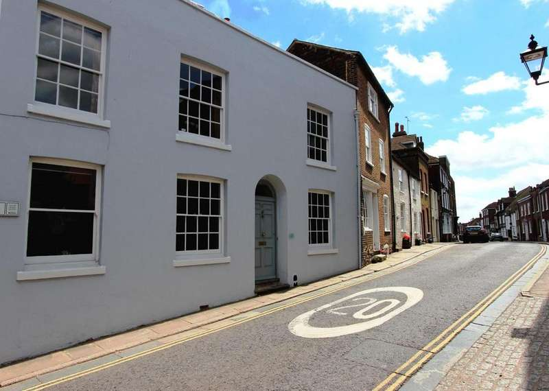 3 Bedrooms Terraced House for sale in High Street, Sandwich, CT13