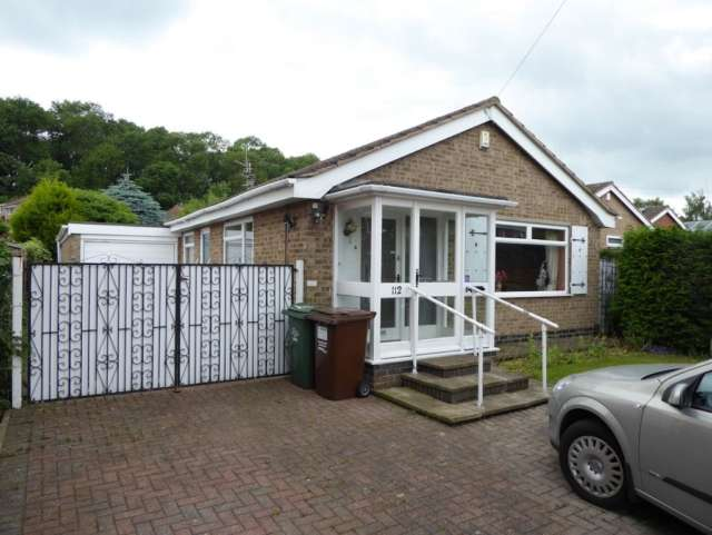 2 Bedrooms Bungalow for sale in Braddon Road Loughborough