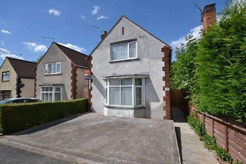 3 Bedrooms Detached House for sale in AUTUMN GROVE, CHADDESDEN